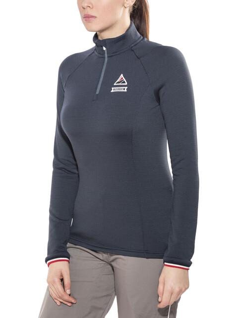 Maloja NewportM. Longsleeve Multisport Jersey Women mountain lake